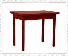 . . . . . . . Villás I. asztal . . . . . m.: 90×60 (2×30, 150×60 ) cm